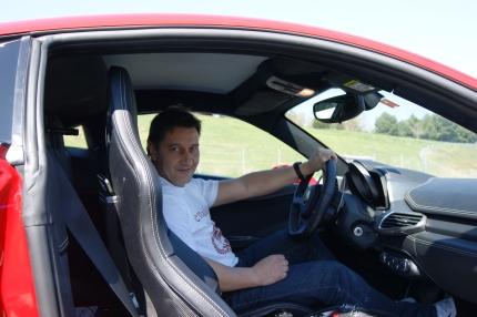 El Padre del Año Y Su Ferrari