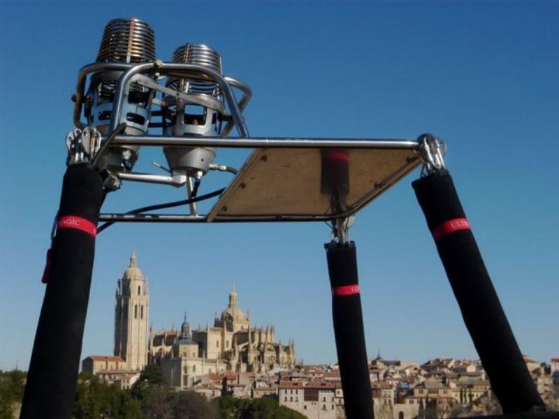 Una nueva vista de Segovia