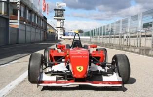 Pilotar un Fórmula 3