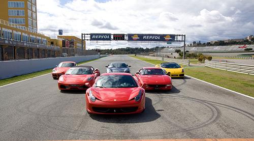 Pilotar un supercoche - Circuito de Cheste