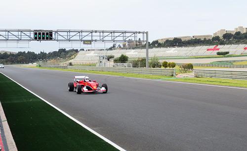 Fórmula 2.0 - Circuito de Cheste