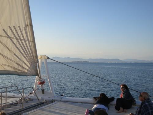 Excursión en el mar