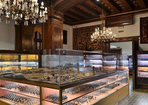 Museo L'Iber de los Soldaditos de plomo