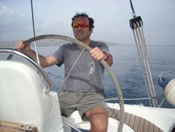 Navegar en barco - Barcelona