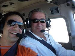 Pilotar una avioneta