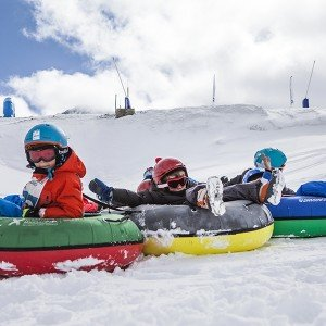 Snow Tubing 2019/20 season in Grandvalira (Andorra)