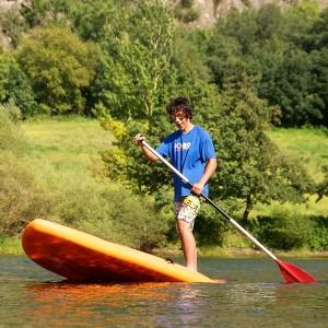 Paddle surf rental La Guingueta d'Àneu (Lleida)