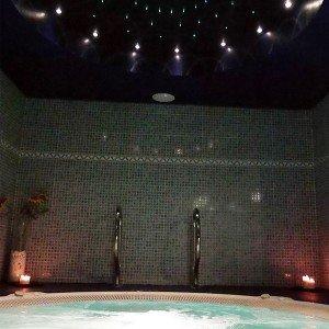 Turkish bath + massage + jacuzzi with chromotherapy in Arroyo de la Encomienda (Valladolid)