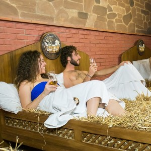 Private Beer Spa Circuit + massage for two in Granada