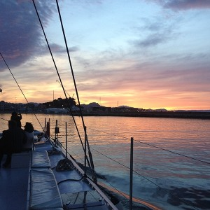 Sunset catamaran excursion in Denia (Alicante)