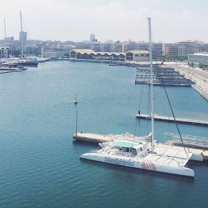 Catamaran excursion with swim in Valencia