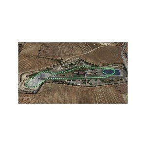 BMW Asphalt Drift course in Brunete (Madrid)