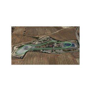 Porsche Asphalt Drift Course in Brunete (Madrid)