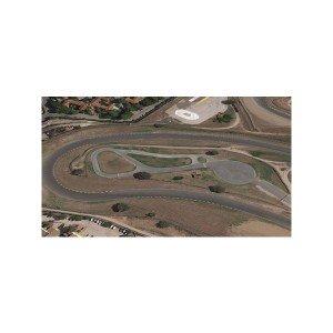 Porsche Sliding Drift in Jarama (Madrid)