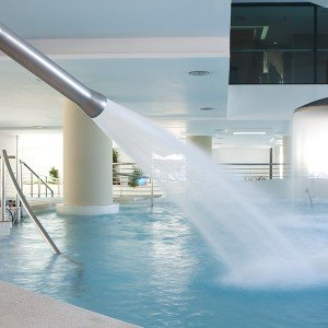 Spa Circuit Aqua Center with massage for two in Benidorm (Alicante)