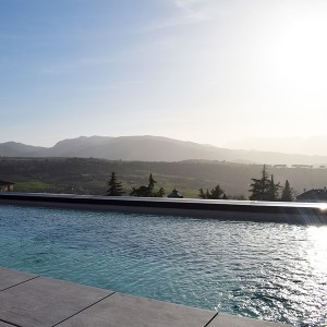 Spa Circuit Alegría + massage and dinner for two in Ronda (Málaga)