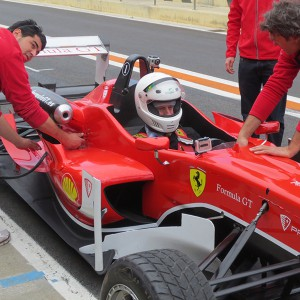 Formula 2.0 Driving in Motorland Escuela 1,7km (Teruel)