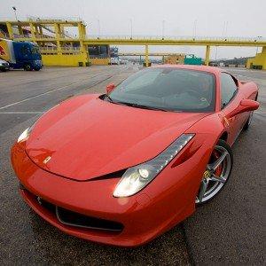 Ferrari 458 Italia Driving in FK1 2km (Valladolid)