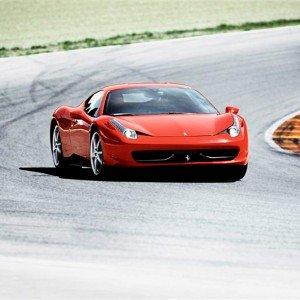 Ferrari 458 Italia Driving in Sevilla 1,5km (Sevilla)