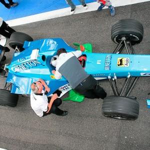 Formula 1 Driving in Montmeló GP 4,7km (Barcelona)