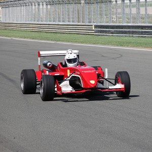 Formula 2.0 Driving in Brunete 1,6km (Madrid)