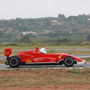 Formula 2.0 Driving in Campillos 1,6km (Málaga)