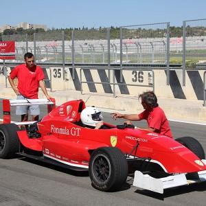 Formula 2.0 Driving in Chiva 1,6km (Valencia)