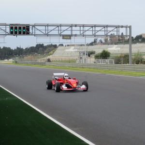 Formula 2.0 Driving in Los Arcos 3,9km (Navarra)