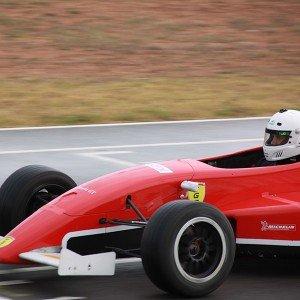Formula 2.0 Driving in Monteblanco 2,7km (Huelva)