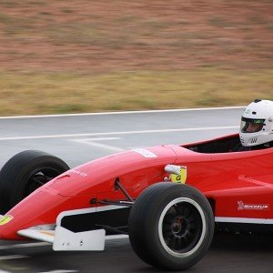 Formula 2.0 Driving in Monteblanco 3,9km (Huelva)