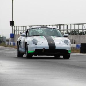 Extreme Porsche Drift Hot Laps in Campillos 1,6km (Málaga)