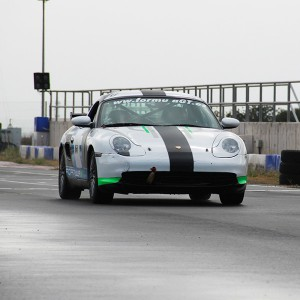 Porsche Boxster Cup Driving in FK1 2km (Valladolid)