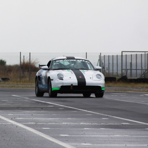 Porsche Boxster Cup Driving in Kotarr 1,8km (Burgos)