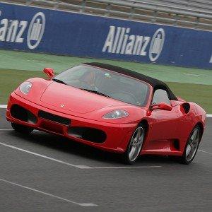 Ferrari Extreme Track Copiloting in Cheste 3,1km (Valencia)