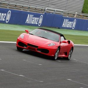 Ferrari Extreme Track Copiloting in Montmeló Nacional 3km (Barcelona)