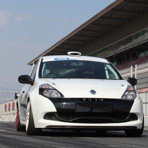 Renault Clio Cup Extreme Copiloting in El Jarama 3,8km (Madrid)