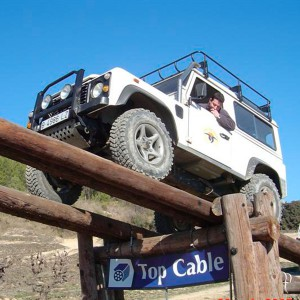 Private 4x4 driving course in Sant Sadurní d'Anoia (Barcelona)