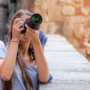 Photography course in Barcelona