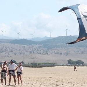 Private Kitesurfing Course for two in Tarifa (Cádiz)