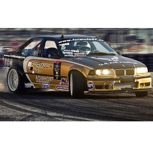 BMW Drift in Jarama Drift (Madrid)
