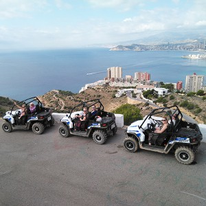 Buggy Excursion in Benidorm (Alicante)