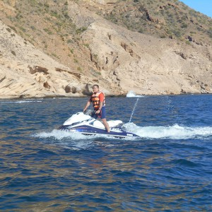 Jet Ski Excursion in Denia (Alicante)