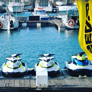 Jet Ski Excursion in Gijón (Asturias)