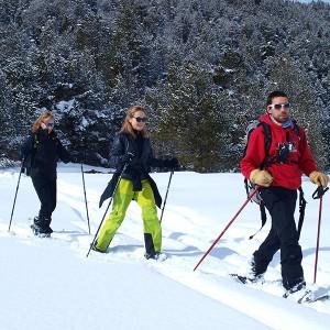 Snowshoeing excursion 2019/20 season in Grandvalira (Andorra)