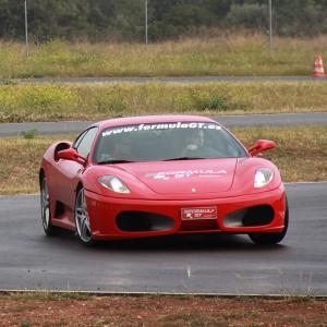Ferrari Track and Highway Driving in Chiva 1,6km (Valencia)