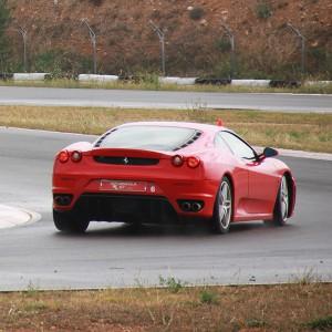 Ferrari Track and Highway Driving in Kotarr 1,8km (Burgos)