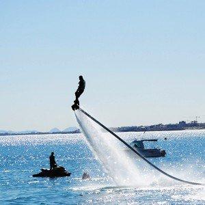 Flyboard in Valencia