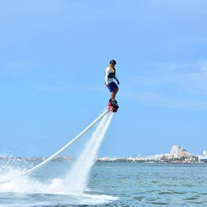 Flyboard in Valencia