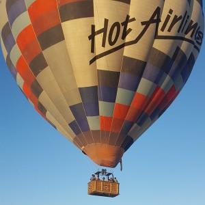 Hot air balloon flight in Seville - Sanlúcar la Mayor (Sevilla)