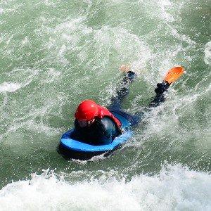 Hydrospeed 9km in Llavorsí (Lleida)
